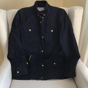 Banana Republic Navy Coat